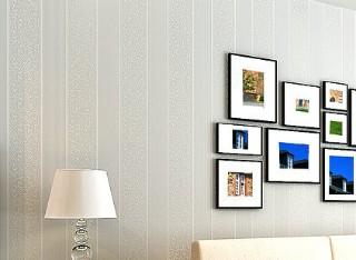 欧式竖条墙纸图片
