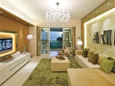 江尚-两室两厅-后现代风格-装修设计