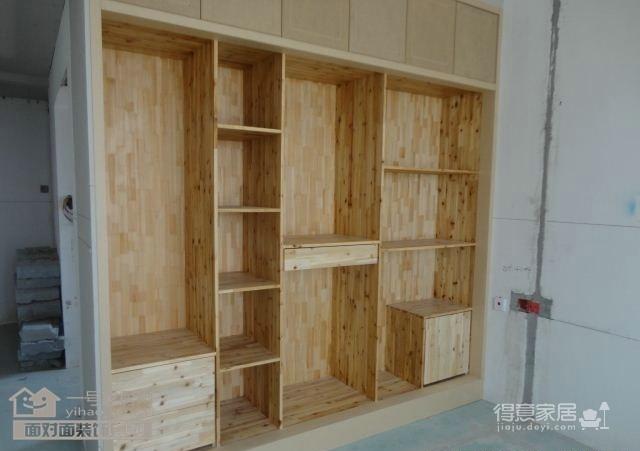 木工施工现场装修效果图