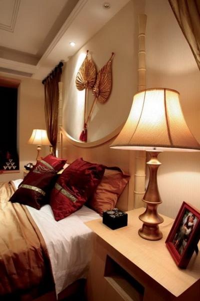 组-东南亚风卧室