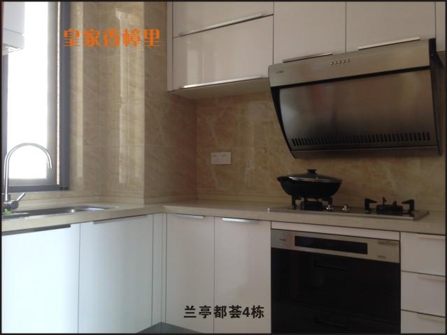 厨房垭口用亚克力板装修的图片