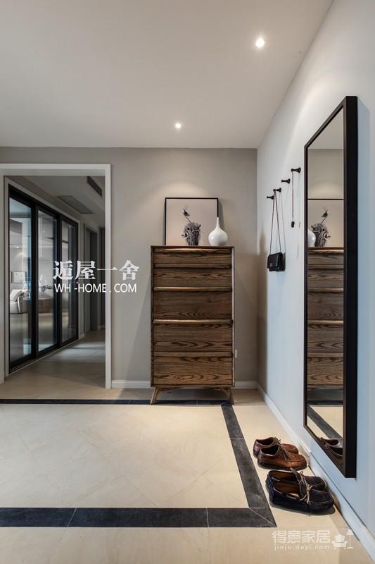 私人住宅 项目面积:130平 设计风格:人文自然风格 装...