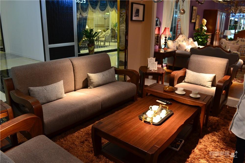 新中式家具单品推荐装修效果图