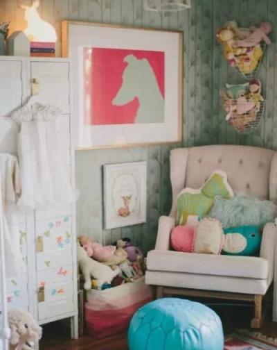卧室软装及色彩
