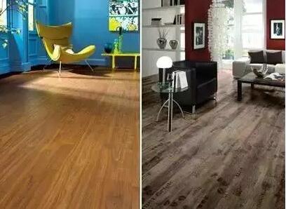 地板的四种错误安装方法