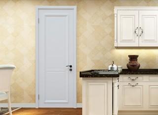 实木贴板烤漆门