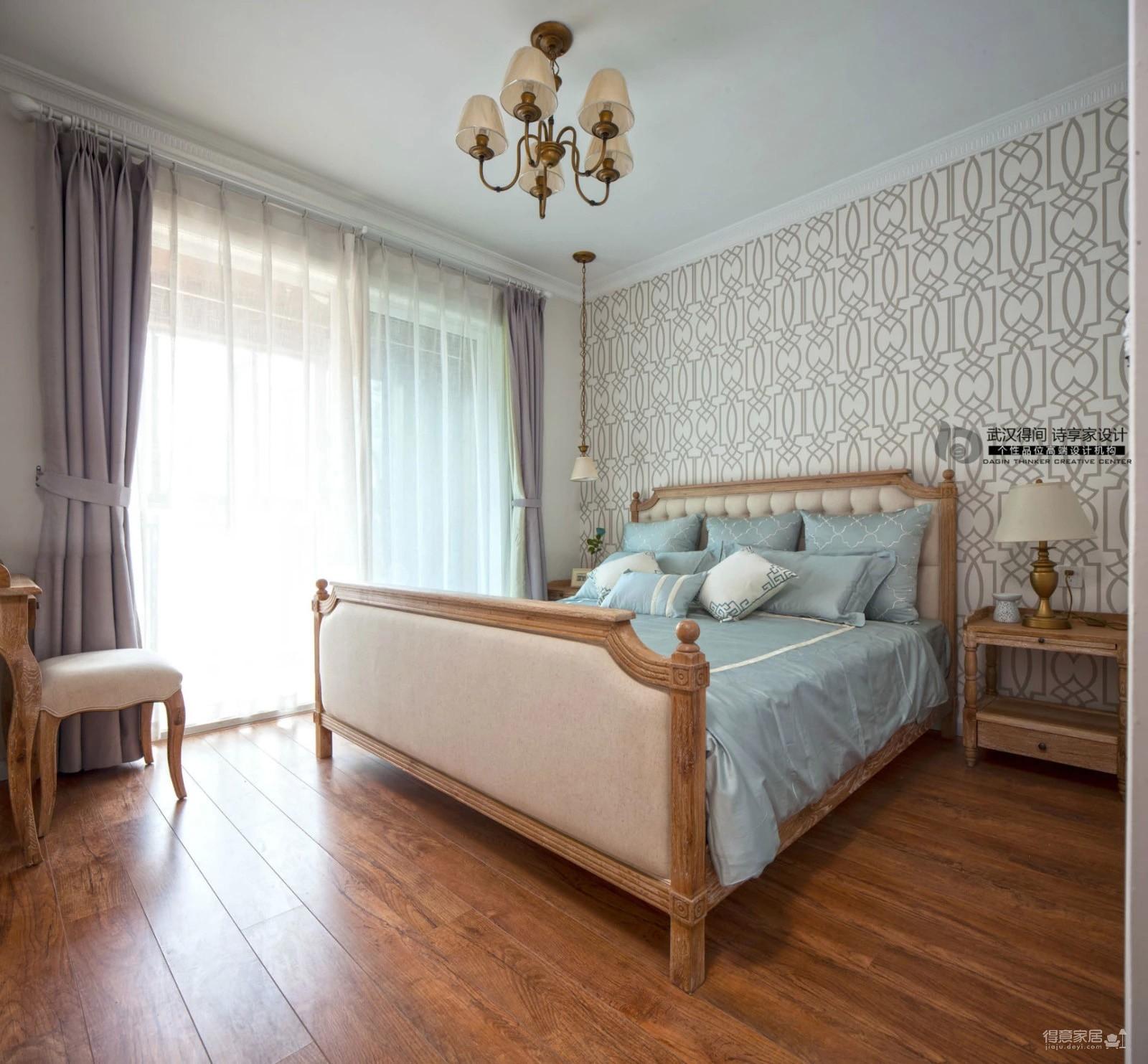欧式卧室装修门洞效果图大全