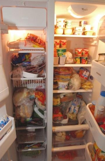 冰箱清洁除异味六大妙招