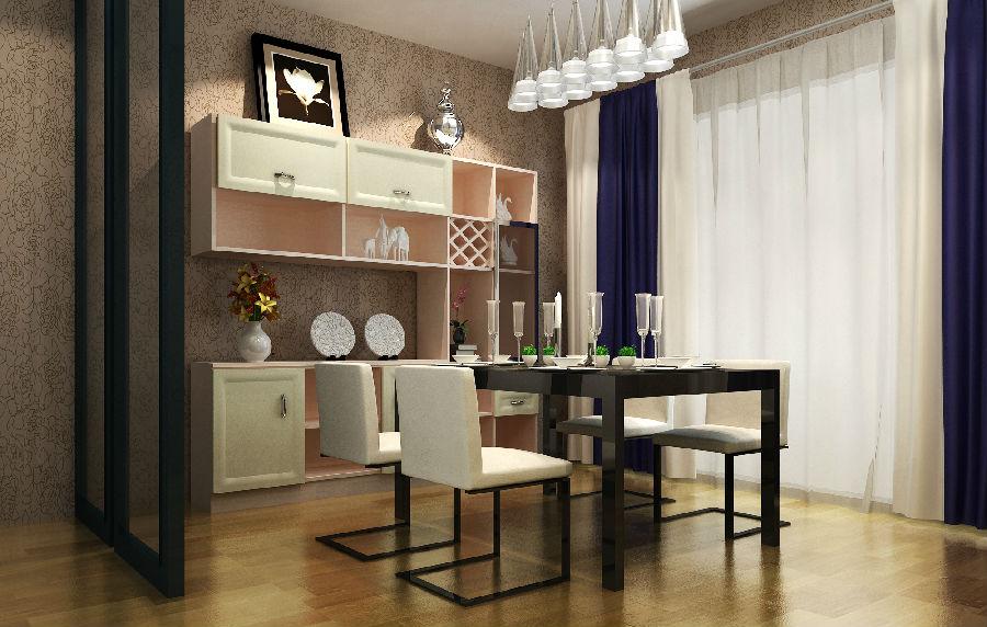 壹家?#35745;?#34915;柜 北欧风格卧室定制家具