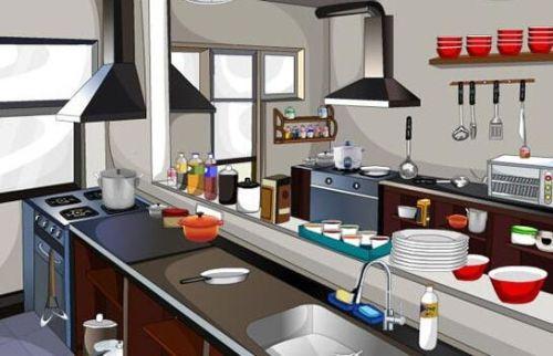 9个细节让你的厨房瞬间高大上