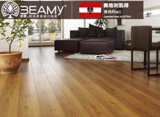 奥地利凯得7551纯木复合地板