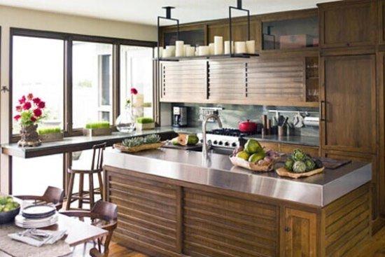6款美式吧台让厨房浪漫起来