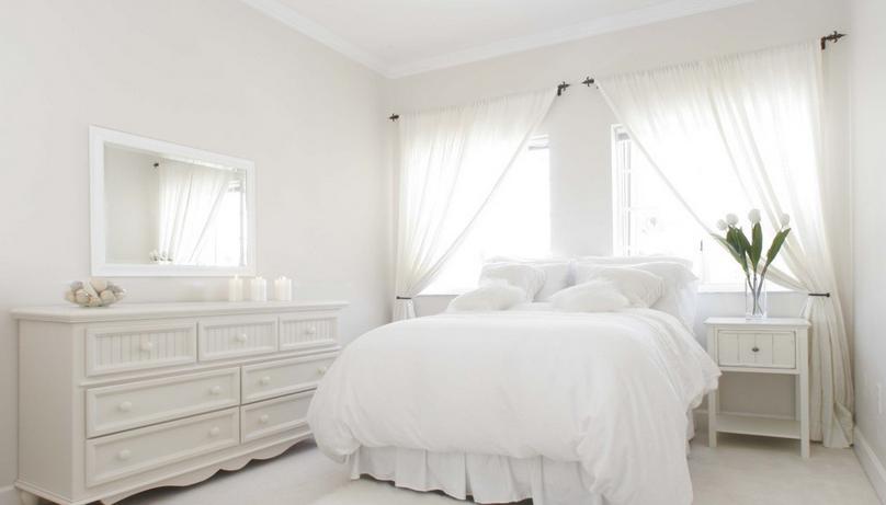 白色家具搭配这些颜色的地板美哭!