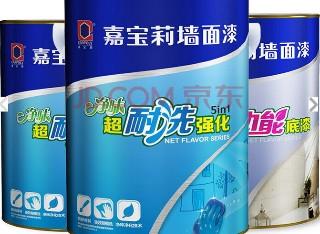净味超耐洗强化5合1墙面漆