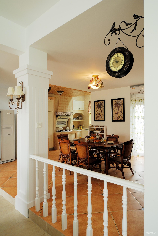 美式乡村风格----回归自然装修效果图_得意家居装修