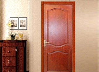 雅客居实木烤漆门室内门房门YKJ-957