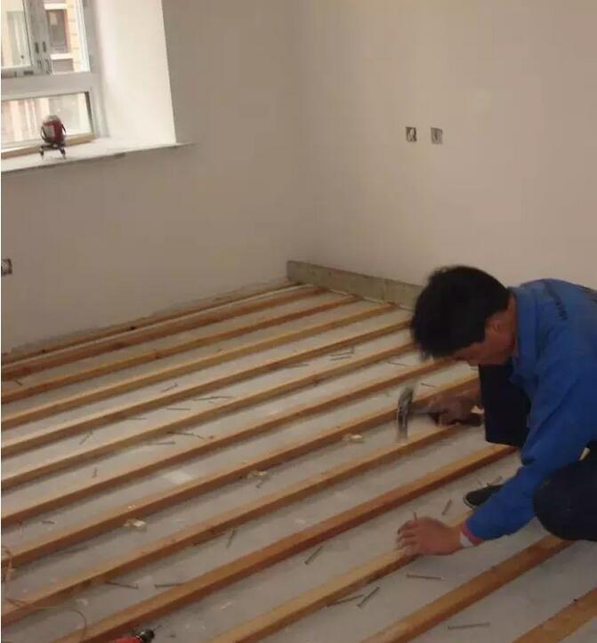 关于家装木工施工的细节