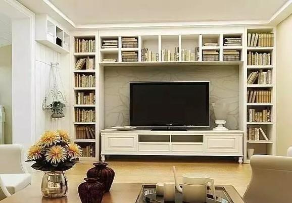 这些电视背景墙设计美翻了 怒赞!