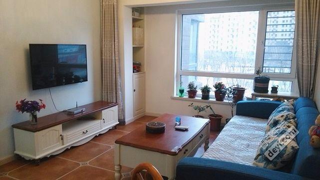 55平能装成这样紧凑精致的两室一厅