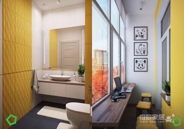 73平黄色小公寓图_9