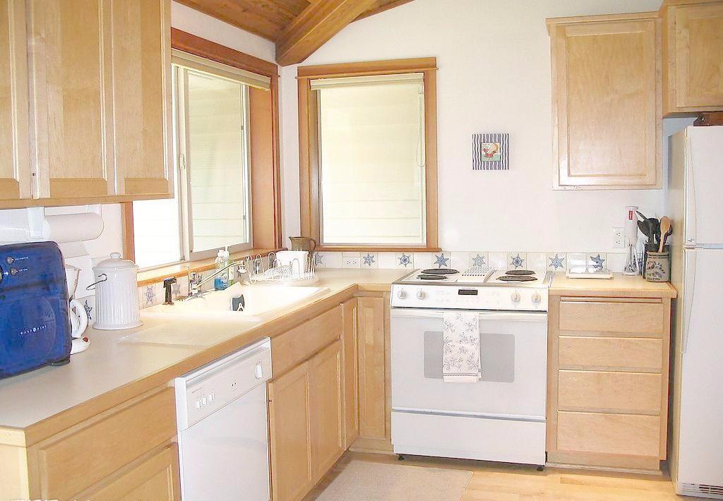●厨房改造莫随意 四大问题要注意