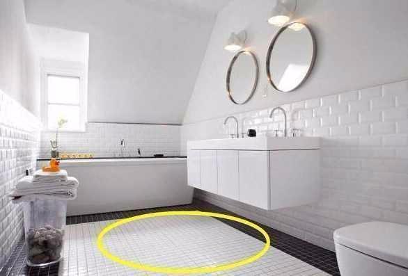 法国人卫生间从不贴瓷砖,他们都流行这样装