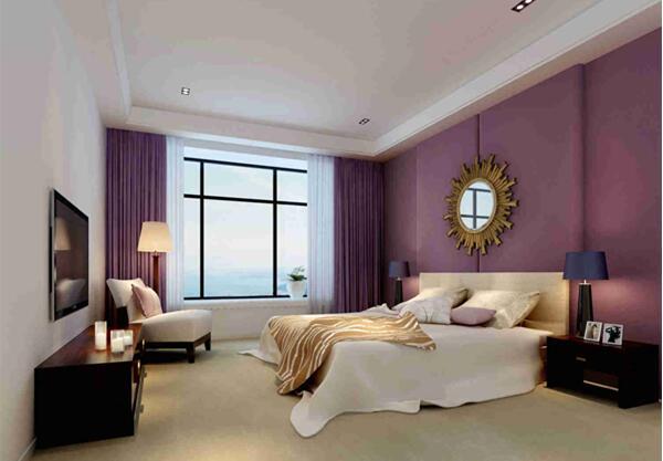 卧室墙面颜色搭配,卧室墙面配色技巧大全