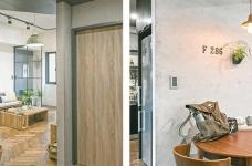 58平小居室,化身颜值收纳兼备的工业风图_7
