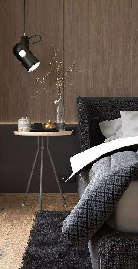 不足10㎡的卧室 也能做出20㎡的收纳效果