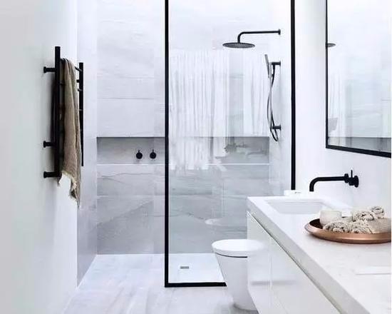 ●学会这几招,卫生间想不干净都不行!