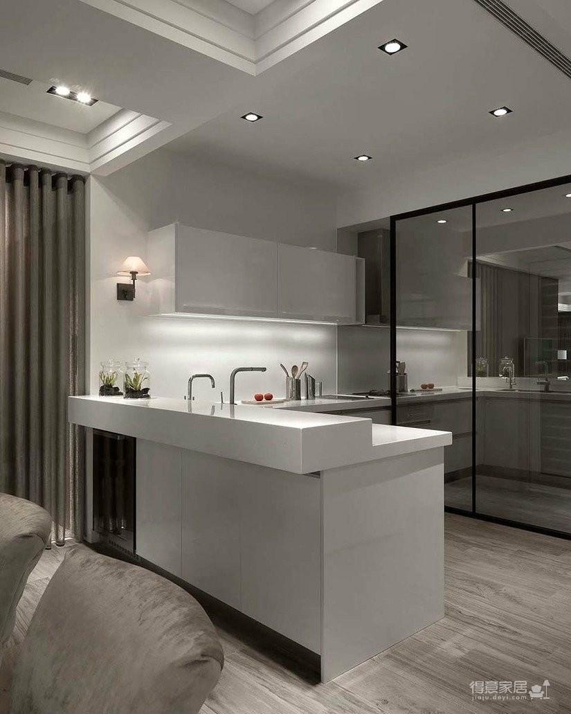 厨房装修效果图_厨房图片_厨房设计_装修效果图_得意